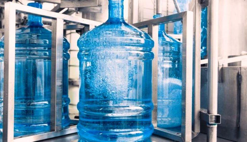 Оборудование для розлива и упаковки воды в бутылки по цене